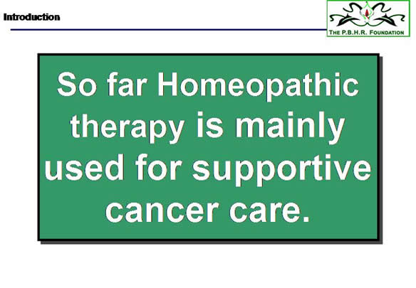Breast and cancer and homeopathic and cure